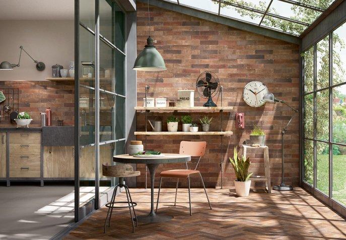 Moderne Fliesen Für Die Wand Und Den Boden