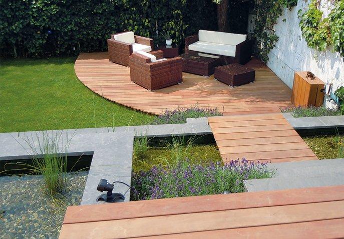 Baustoff Brandes Garten Terrassen